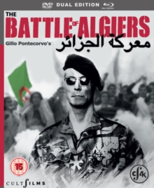 The Battle of Algiers, Blu-ray BluRay