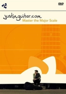 Justin Sandercoe: Master the Major Scale, DVD  DVD