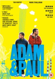 Adam and Paul, DVD  DVD