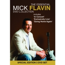 Mick Flavin: The Essential Collection, DVD  DVD