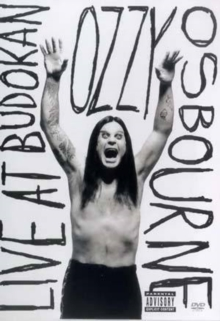 Ozzy Osbourne: Live at the Budokan, DVD  DVD