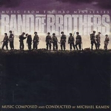 Band of Brothers: MUSIC FROM THE HBO MINISERIES, CD / Album Cd