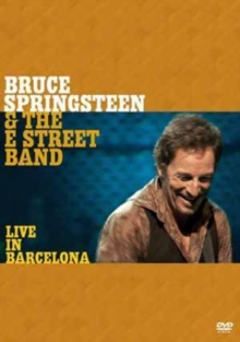 Bruce Springsteen and the E Street Band: Live in Barcelona, DVD  DVD