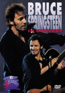 Bruce Springsteen: In Concert - MTV Plugged, DVD  DVD