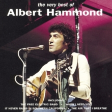 The Very Best Of Albert Hammond, CD / Album Cd