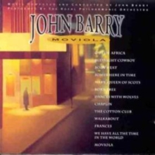 John Barry Moviola, CD / Album Cd