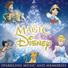 The Magic of Disney, CD / Album Cd