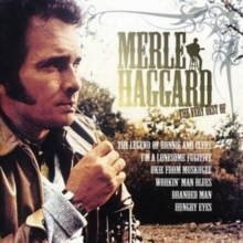 The Very Best of Merle Haggard, CD / Album Cd