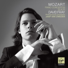 Wolfgang Amadeus Mozart: Piano Concertos 22 and 25, CD / Album Cd