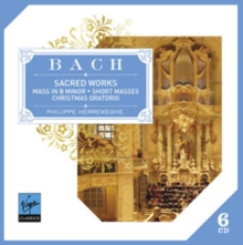 Bach: Sacred Works, CD / Album Cd