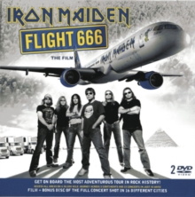 Iron Maiden: Flight 666, DVD  DVD
