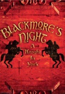 Blackmore's Night: A Knight in York, Blu-ray  BluRay