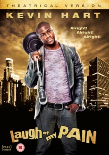 Kevin Hart: Laugh at My Pain, DVD  DVD