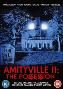 Amityville 2 - The Possession, DVD  DVD