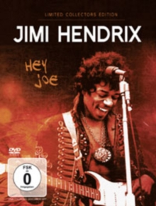 Jimi Hendrix: The Music Story, DVD DVD