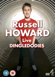 Russell Howard: Live - Dingledodies, DVD  DVD