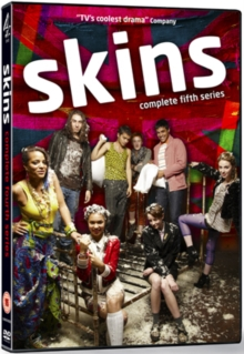 Skins: Complete Fifth Series, DVD  DVD