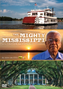 The Mighty Mississippi With Trevor McDonald, DVD DVD