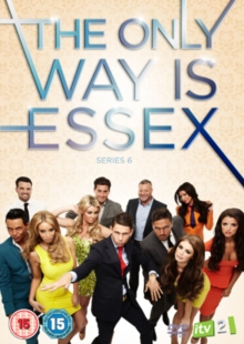 The Only Way Is Essex: Series 6, DVD DVD