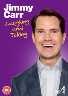 Jimmy Carr: Laughing and Joking, DVD  DVD