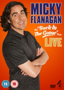 Micky Flanagan: Back in the Game - Live, DVD  DVD