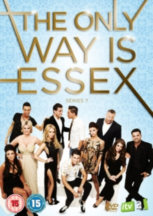 The Only Way Is Essex: Series 7, DVD DVD