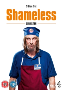 Shameless: Series 10, DVD  DVD