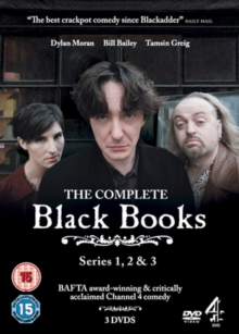 Black Books: Series 1-3, DVD  DVD