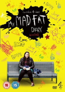 My Mad Fat Diary: Series 1 and 2, DVD  DVD