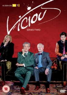 Vicious: Series 2, DVD  DVD