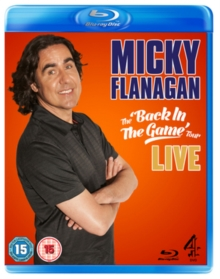 Micky Flanagan: Back in the Game - Live, Blu-ray  BluRay