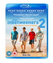The Inbetweeners Movie 2, Blu-ray BluRay