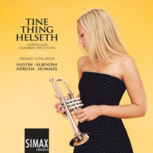 Tine Thing Helseth: Trumpet Concertos, CD / Album Cd