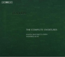 Haydn: The Complete Overtures, CD / Album Cd