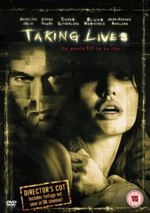 Taking Lives: Director's Cut, DVD  DVD