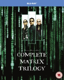 The Matrix Trilogy, Blu-ray BluRay