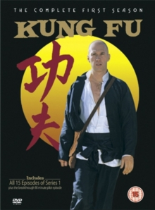 Kung Fu: The Complete First Season, DVD  DVD
