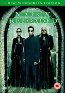 Matrix Reloaded, DVD DVD