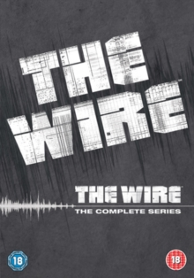 The Wire: The Complete Series, DVD DVD