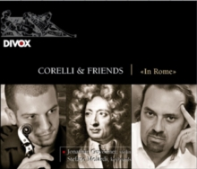 Corelli and Friends: In Rome, CD / Album Cd