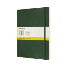 EXTRA LARGE SQUARED SOFTCOVER NOTEBOOK M