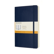 EXPANDED LARGE RULED PB NOTEBOOK: SAPPHI,  Book