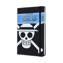 LTD. ED ONE PIECE LARGE RULED NOTEBOOK:,  Book