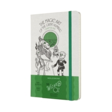 LTD. ED WIZARD OF OZ LARGE RULED NOTEBOO,  Book