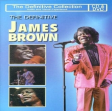 James Brown: The Definitive, DVD  DVD
