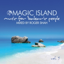 Magic Island - Music for Balearic People: Mixed By Roger Shah, CD / Album Cd