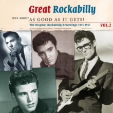 Great Rockabilly, CD / Album Cd