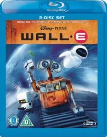 WALL.E, Blu-ray  BluRay