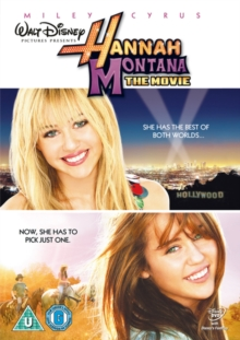 Hannah Montana: The Movie, DVD  DVD