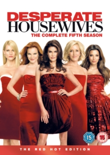 Desperate Housewives: Season 5, DVD  DVD